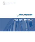 JYSE 2014 Tavarat