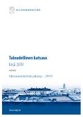 Taloudellinen katsaus, kesä 2019