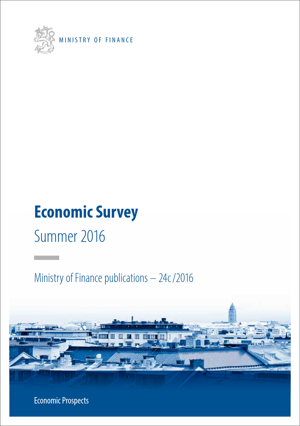 Economic Survey, winter 2016