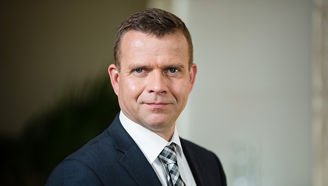 Minister Orpo: We should modernise the EU budget signifigantly