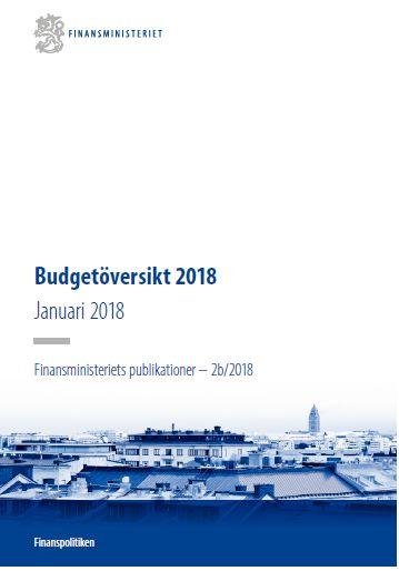 Budgetöversikt 2018, januari 2018