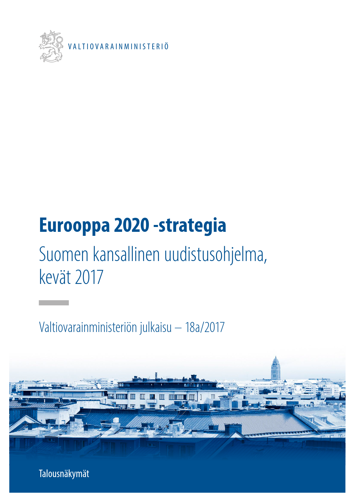 Eurooppa 2020 -strategia