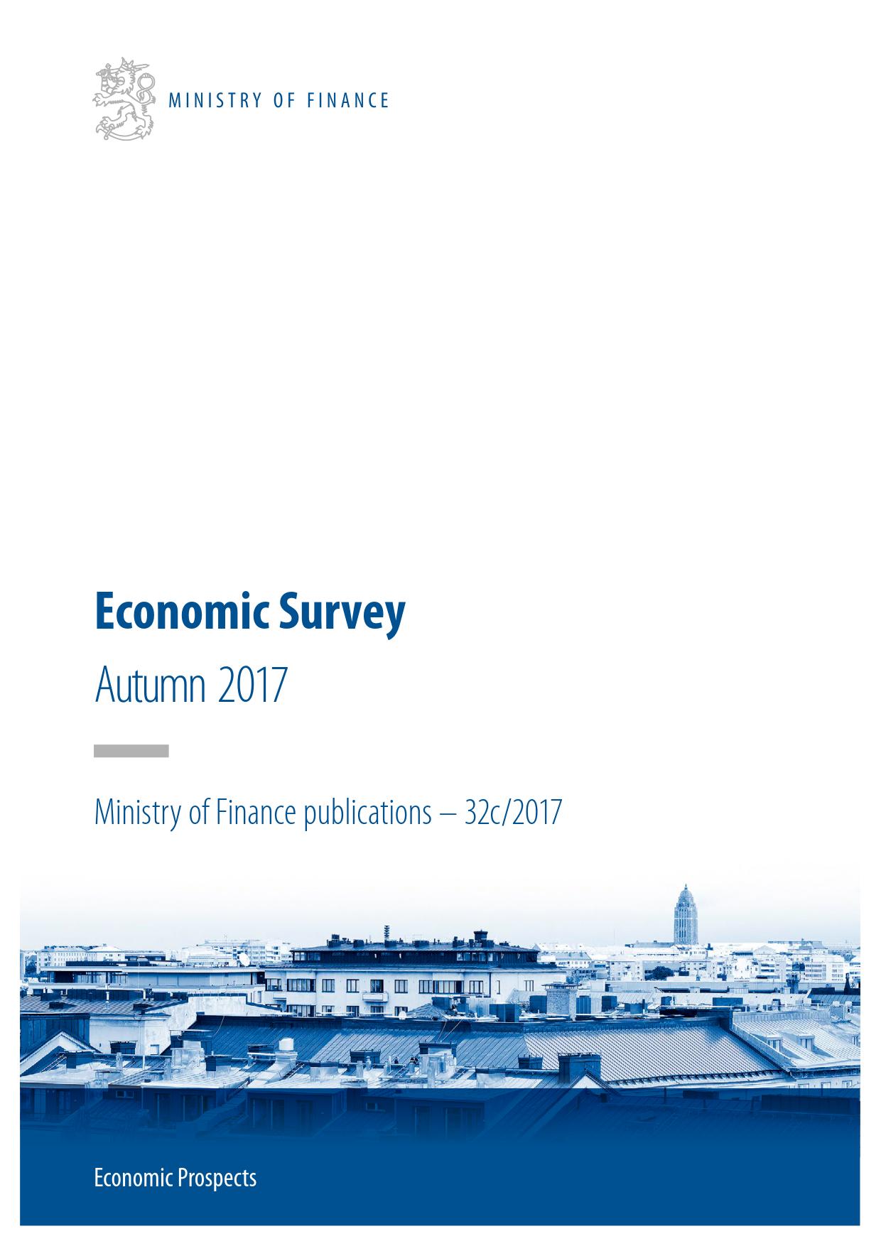 Economic Survey, Autumn 2017